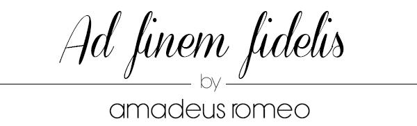 Ad Finem Fidelis -